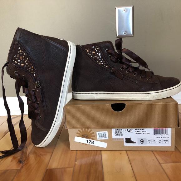 af61ea4d576 Ugg Blaney High Top Sneaker